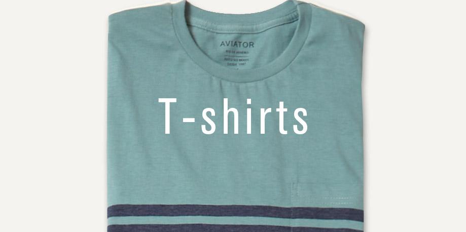 Banner Horizontal Camisas