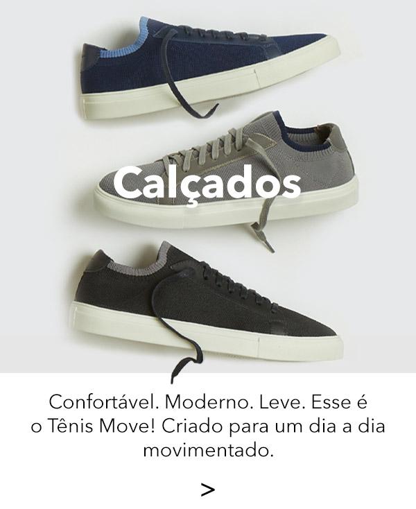 CALÇADO MOBO