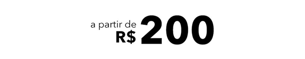 Banner a partir de 200