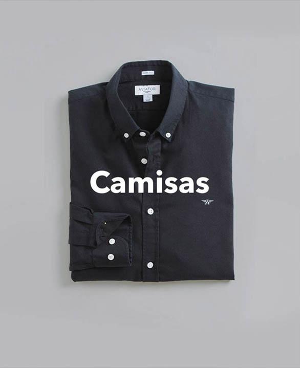 Banner Camisas Vertical