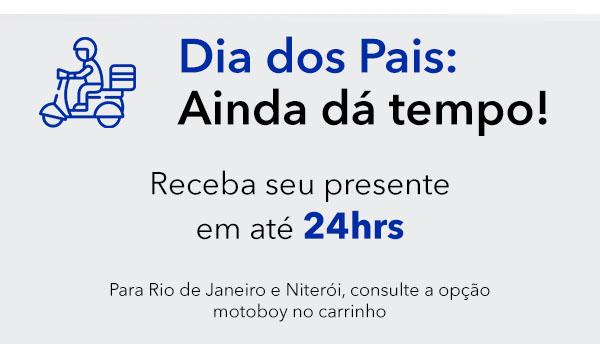 AINDA DA TEMPO MOBO
