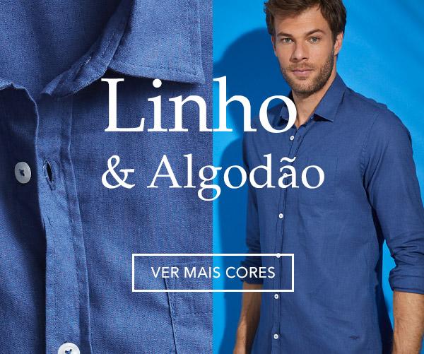 LINHO E ALGODÃO MOBO